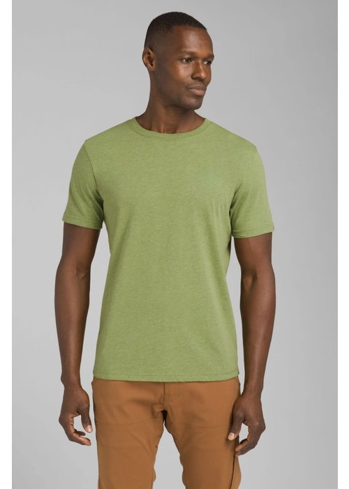 PrAna PrAna Crew - Matcha Heather