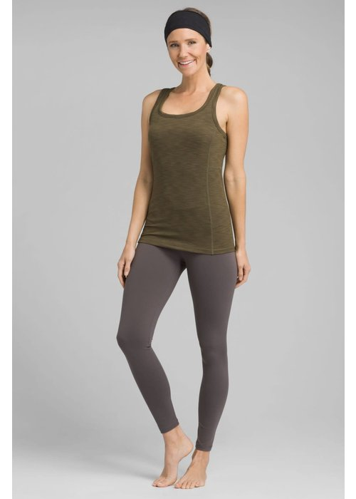 PrAna PrAna Becksa Tank - Slate Green Heather