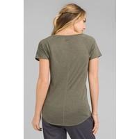 PrAna Iselle Short Sleeve - Rye Green