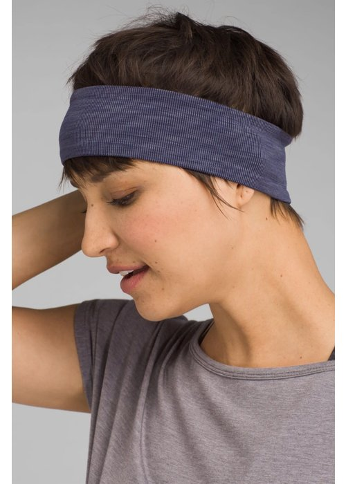 PrAna PrAna Reversible Headband - Midnight Dew Heather