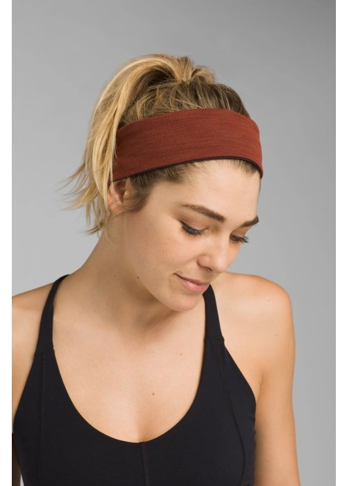 PrAna PrAna Reversible Headband - Maple Heather