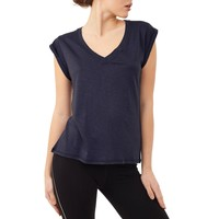 Mandala Easy V-Neck - Marine