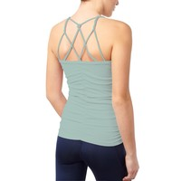 Mandala Cable Yoga Top - Torrent