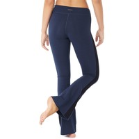Mandala Smoking Flared Pants - Marine