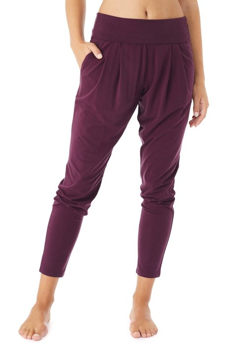 Mandala Mandala Studio Pants - Wine