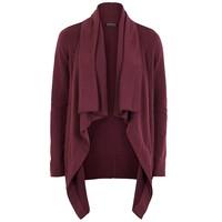 Mandala Cozy Sweat Jacket - Wine
