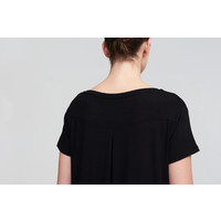 Asquith Smooth You Tee - Black