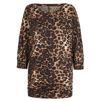 Asquith Be Grace Batwing - Leopard