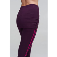 Asquith Smooth You Leggings - Berry