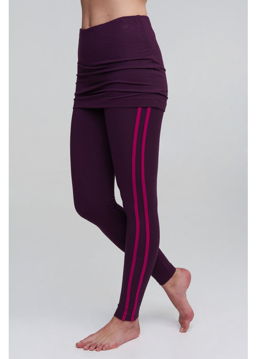 Asquith Asquith Smooth You Leggings - Berry