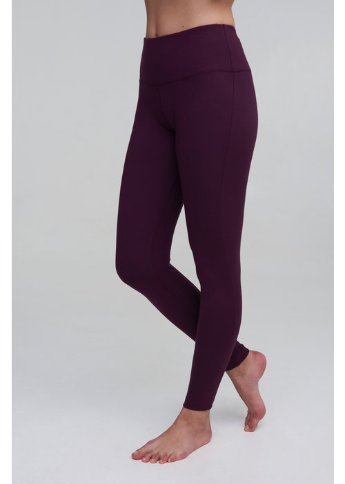 Asquith Asquith Flow With It Leggings - Berry