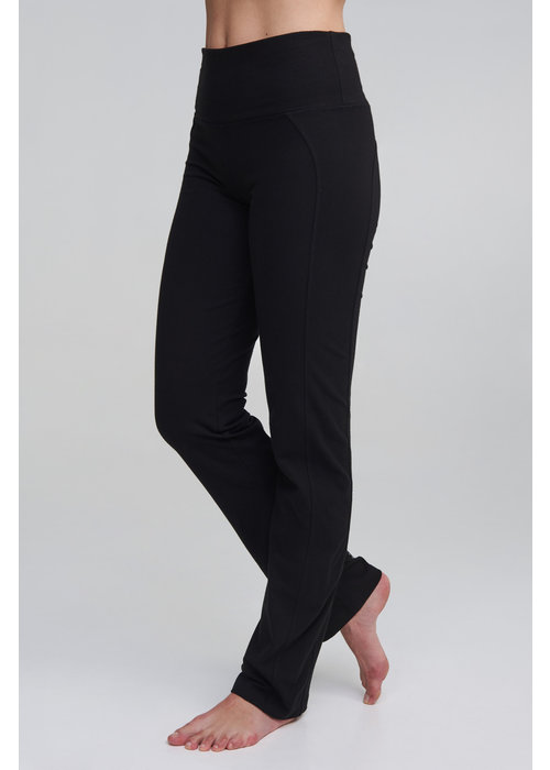 Asquith Asquith Live Fast Pants Jet Black
