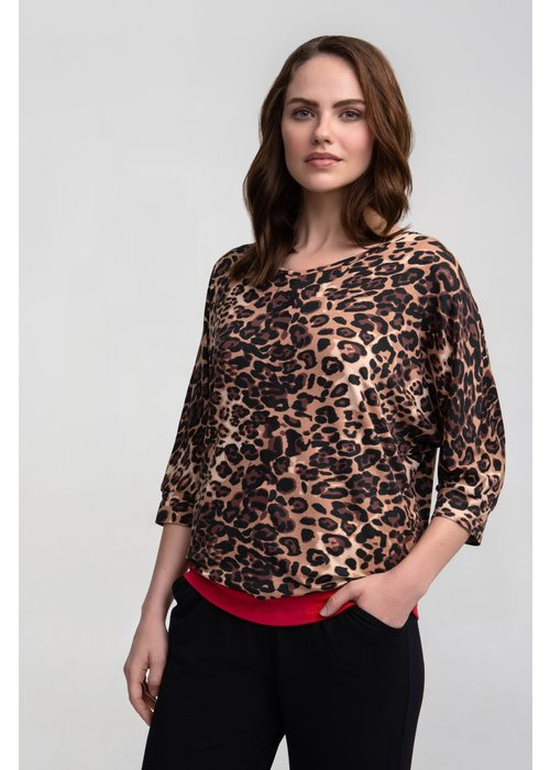 Asquith Asquith Be Grace Batwing - Leopard