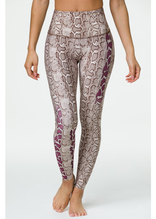 Onzie Onzie High Rise Graphic Legging - Viper