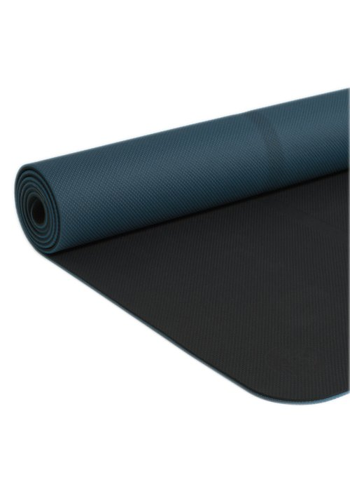 Manduka Manduka Begin Yoga Mat 172cm 61cm 5mm - Steel Grey