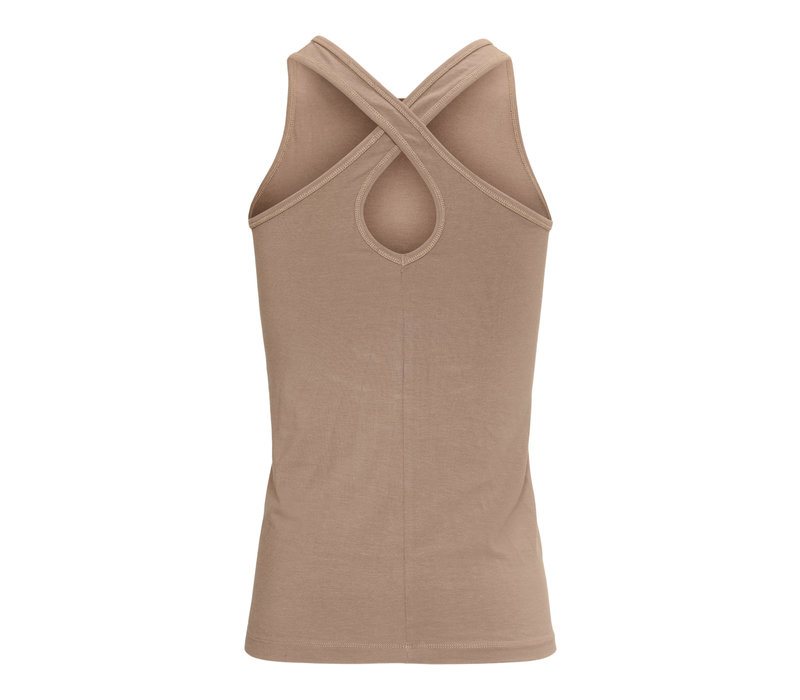 Urban Goddess Prana Yoga Top - Earth