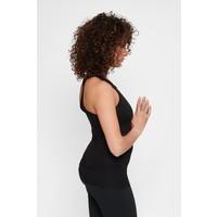 Urban Goddess Prana Yoga Top - Urban Black