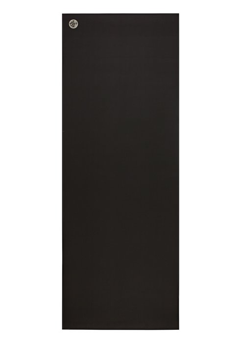 Manduka Manduka GRP Yoga Mat 180cm 66cm 4mm - Black