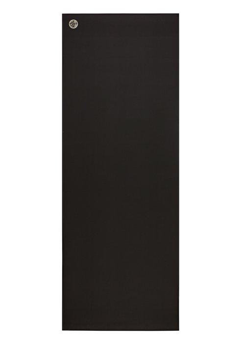 Manduka Manduka GRP Yogamatte 180cm 66cm 4mm - Schwarz