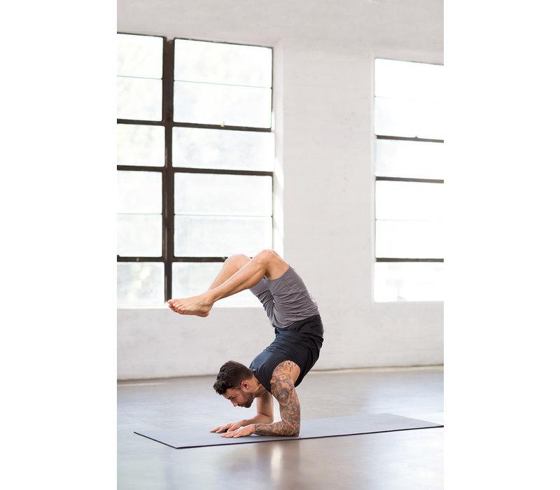 Manduka GRP Yogamatte 180cm 66cm 4mm - Schwarz