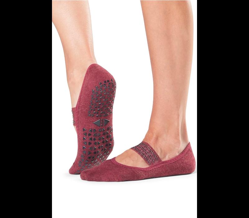 Tavi Noir Grip Socks Lola - Luxury