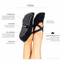 Tavi Noir Antislip Sokken Chloe - Polar