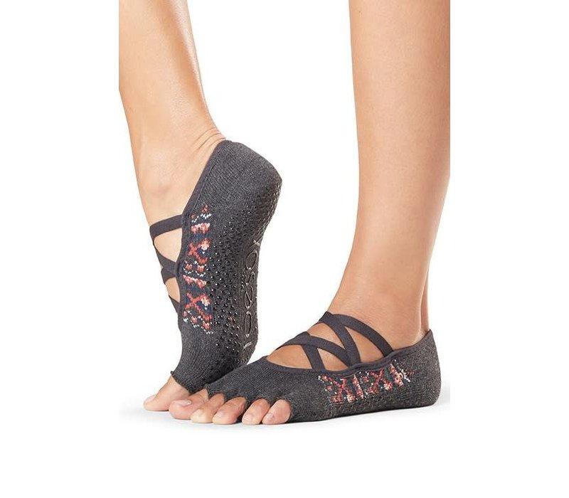 Toesox Yoga Sokken Elle Open Tenen - Sundown