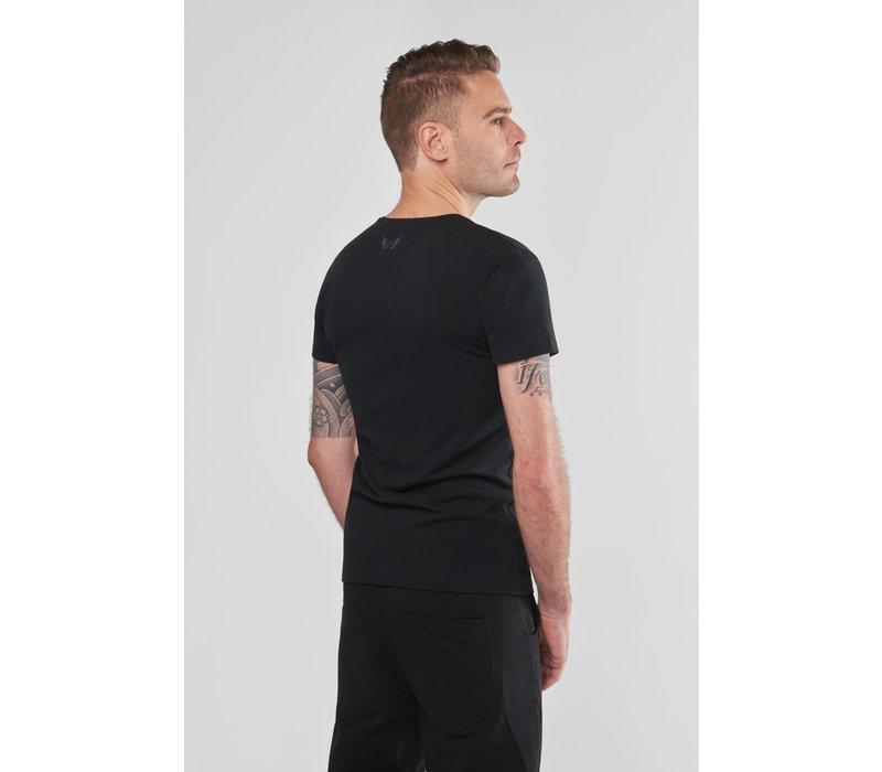 Renegade Guru Moksha Zen T-Shirt - Schwarz