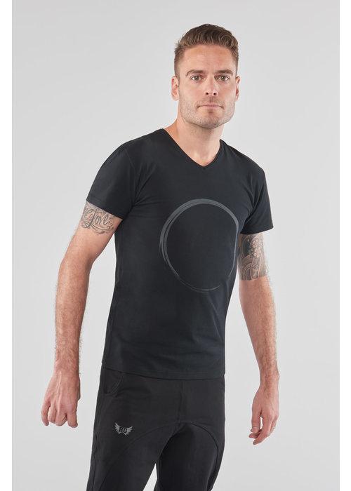 Renegade Guru Renegade Guru Moksha Zen T-Shirt - Schwarz