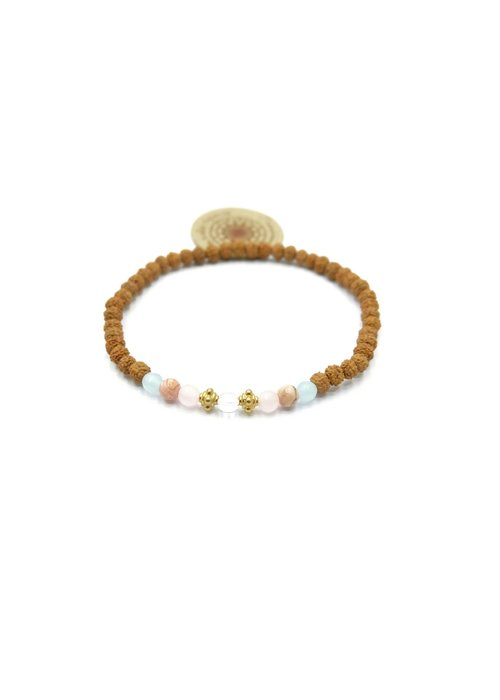 Mala Spirit Mala Spirit Morningstar Armband