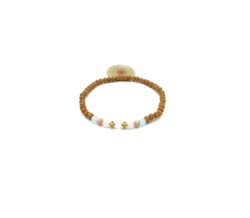 Mala Spirit Morningstar Armband