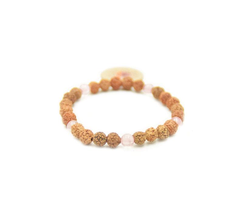 Mala Spirit Love Stone Bracelet
