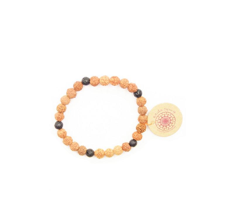 Mala Spirit Inner Strength Armband
