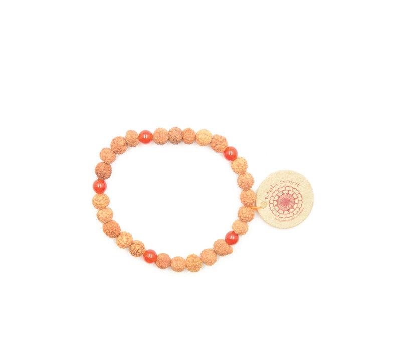 Mala Spirit Courage Bracelet