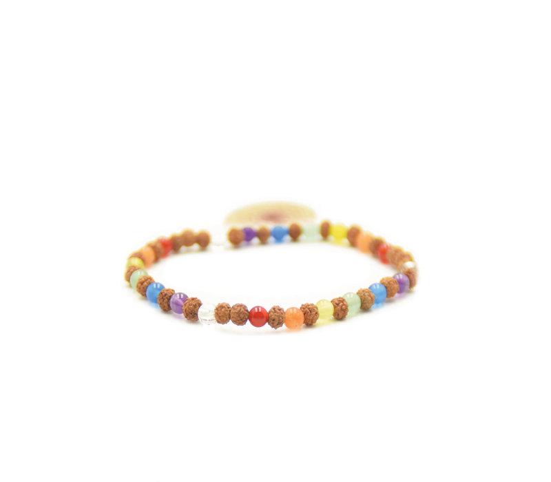 Mala Spirit Chakra Power Bracelet