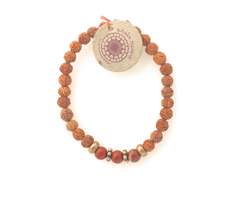 Mala Spirit Ancient Trust Armband