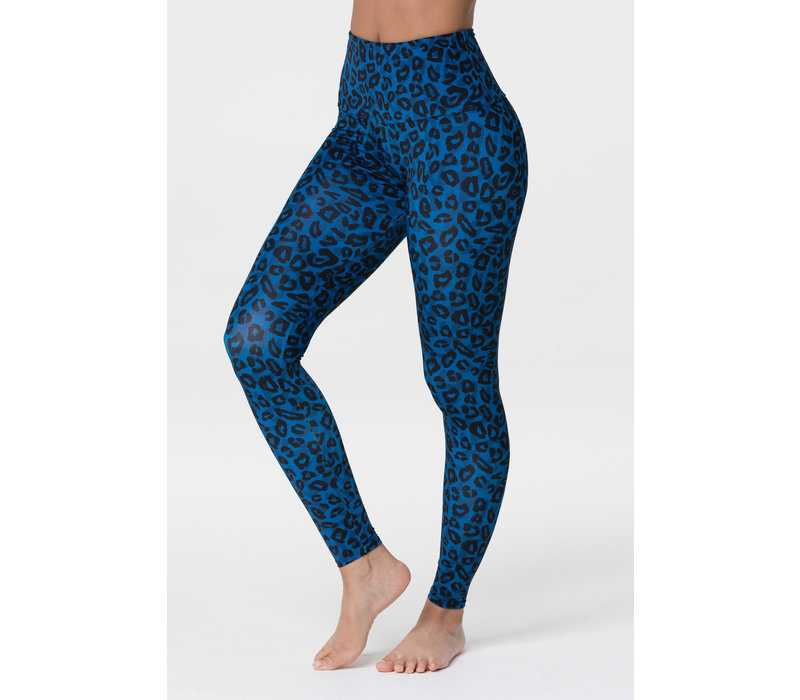 Onzie High Rise Legging - Bolt