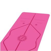 Liforme Gratitude Yoga Mat 185cm 68cm 4.2mm - Grateful Pink