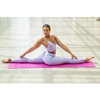 Liforme Gratitude Travel Yogamat 180cm 66cm 2mm - Grateful Pink