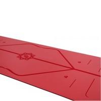 Liforme Love Travel Yogamat 180cm 66cm 2mm - Red