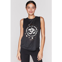 Spiritual Gangster We Are Active Muscle Tank - Black