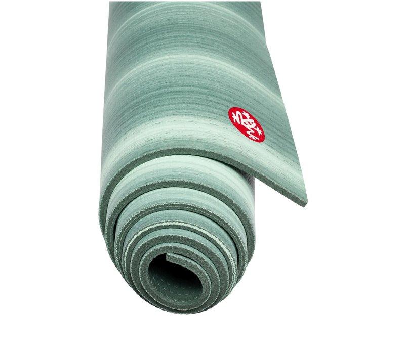 Manduka Pro Yoga Mat 180cm 66cm 6mm - Green Ash