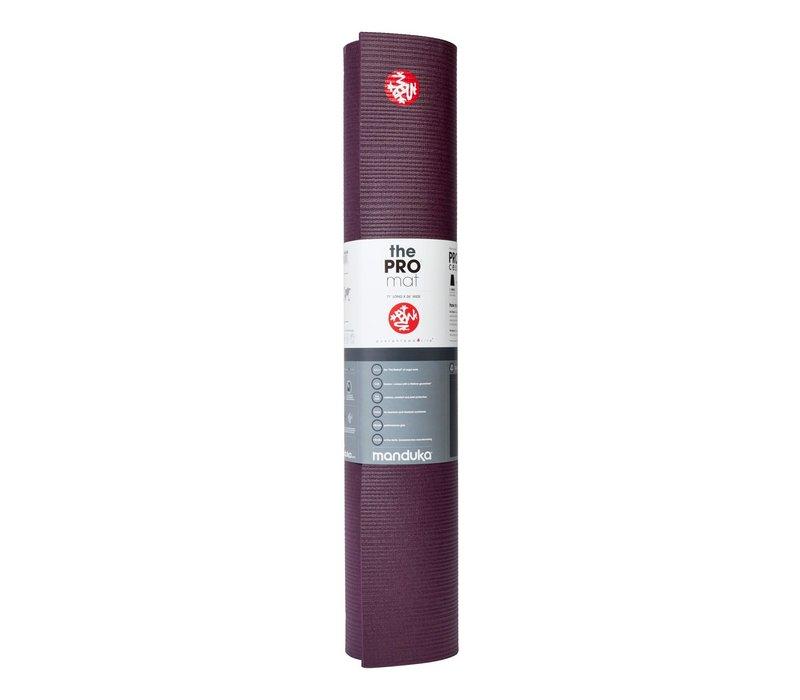 Manduka Pro Yoga Mat 180cm 66cm 6mm - Indulge