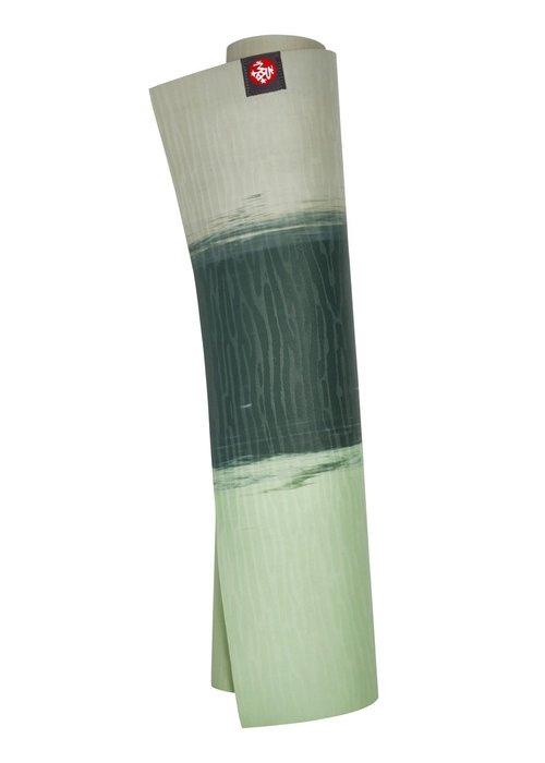Manduka Manduka eKO Lite Yogamatte 180cm 61cm 4mm - Green Ash Stripe