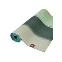 Manduka eKO Lite Yogamatte 180cm 61cm 4mm - Green Ash Stripe