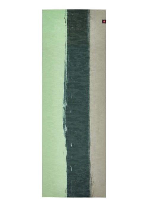 Manduka Manduka eKO Lite Yoga Mat 180cm 61cm 4mm - Green Ash Stripe
