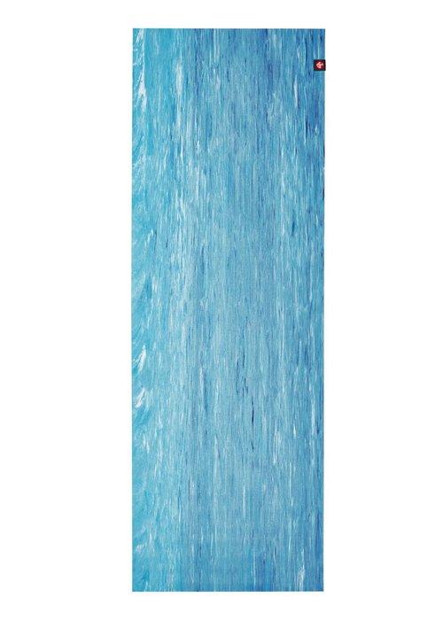 Manduka Manduka eKO Superlite Yoga Mat 180cm 61cm 1.5mm - Dresden Blue Marbled