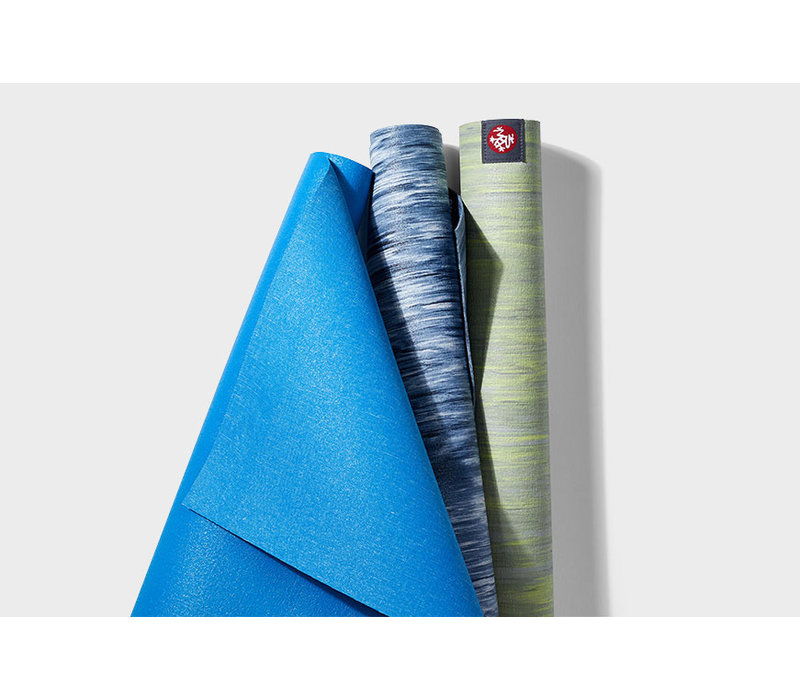 Manduka eKO Superlite Yoga Mat 180cm 61cm 1.5mm - Dresden Blue