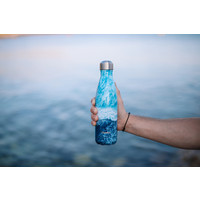 Qwetch Thermosfles 500ml - Ocean Lover