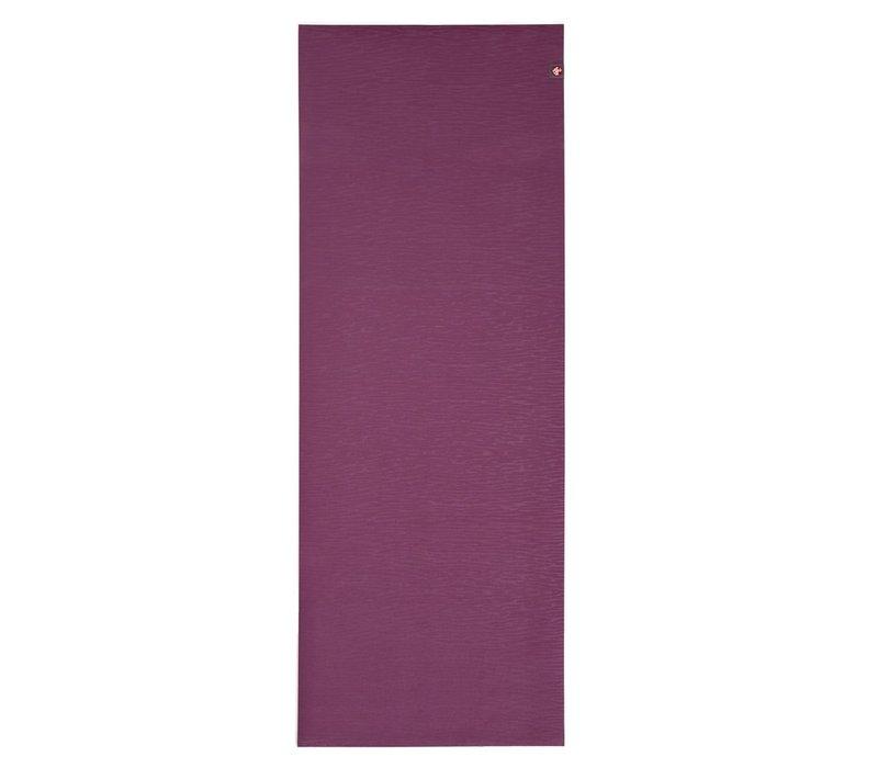 Manduka eKO Yoga Mat 180cm 61cm 6mm - Acai Midnight